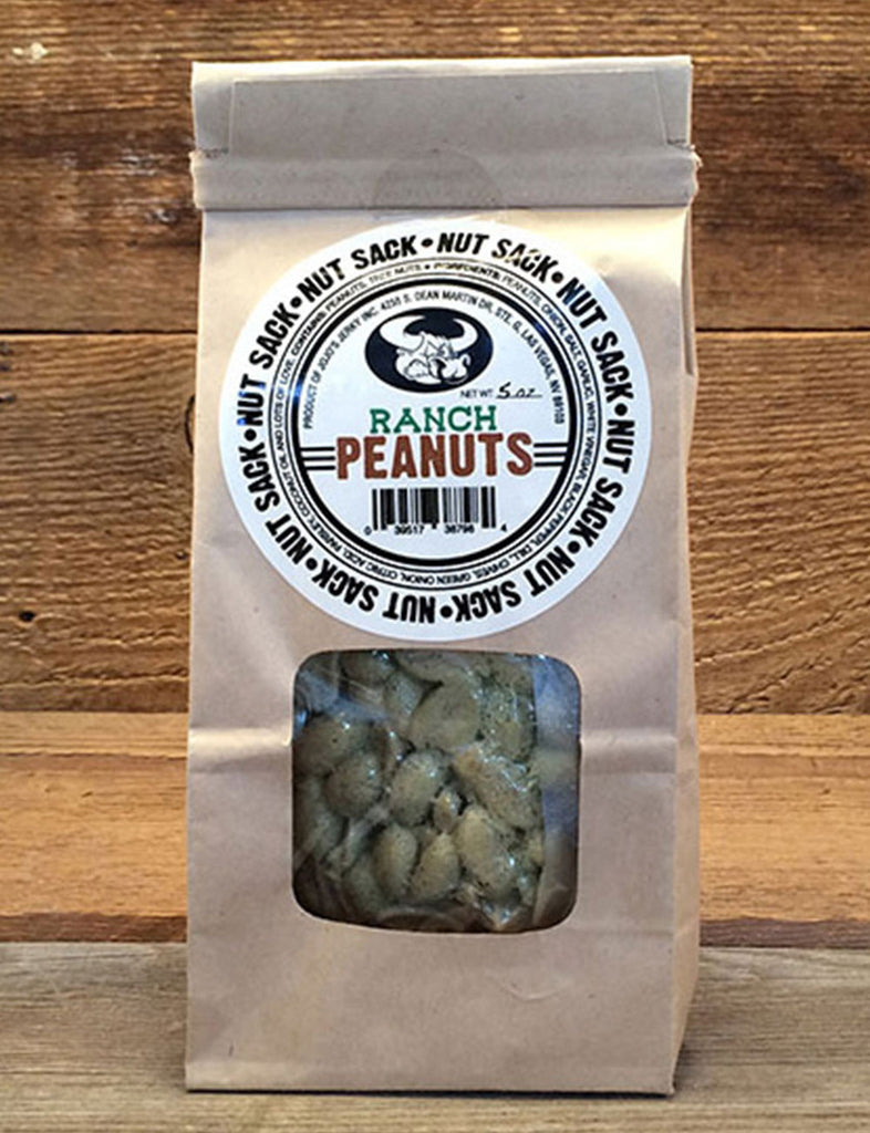 Ranch Peanuts