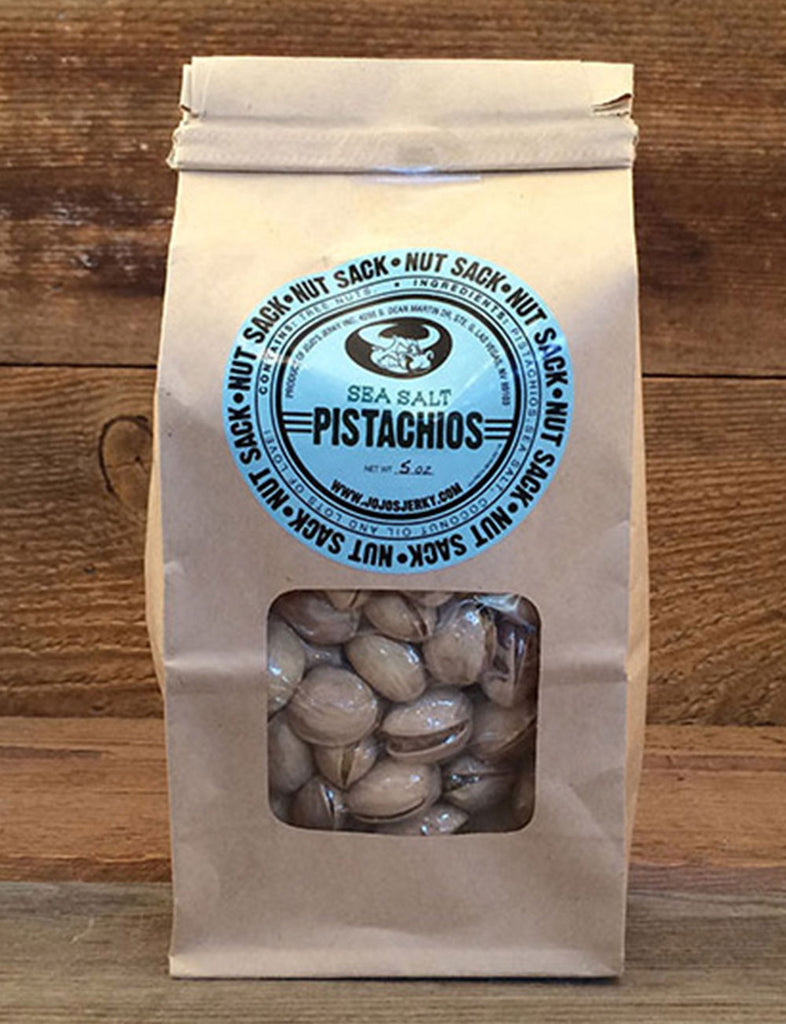 Sea Salt Pistachios