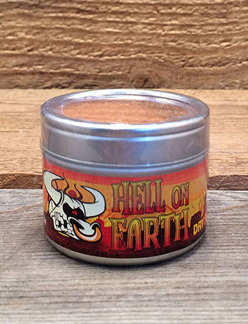 Hell on Earth Dry rub