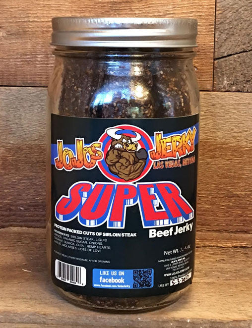 Super Jerky Sticks