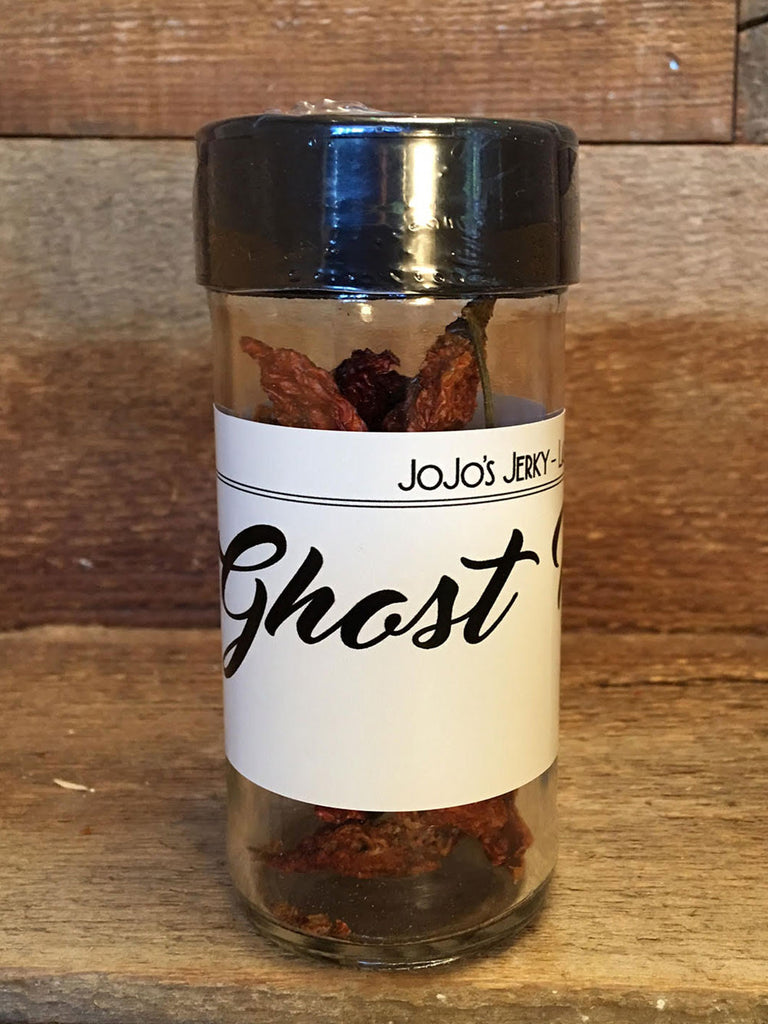 Ghost Peppers (Bhut Jolokia)