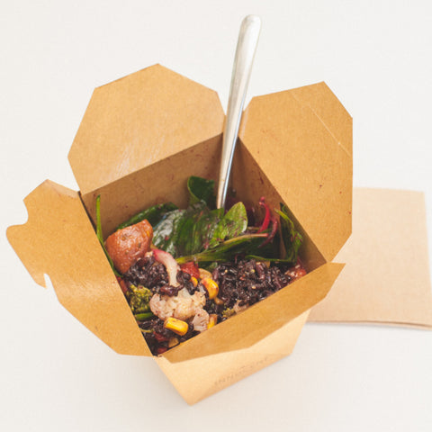 Vegan Salad Box (Mixed)