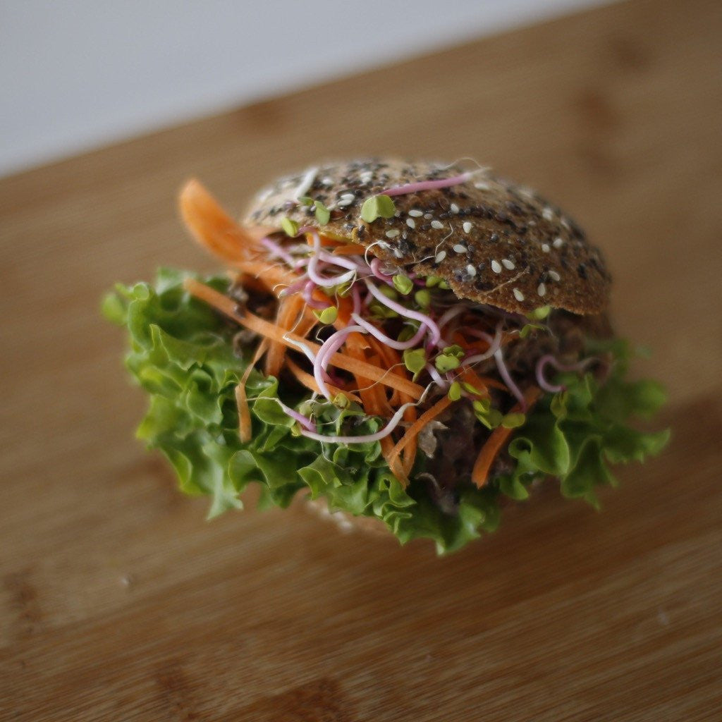 Open Sandwich (Paleo Roll)