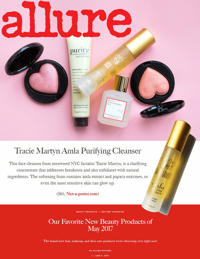 Allure's Favorite New Beauty Products of May 2017