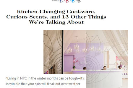 Goop: Kitchen-Changing Cookware, Curious Scents, and 13 Other Things We're Talking About