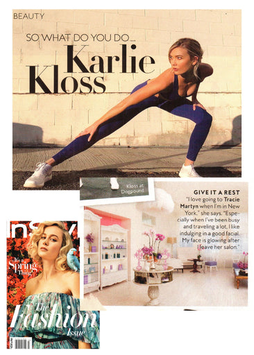 InStyle: So What Do You Do... Karlie Kloss