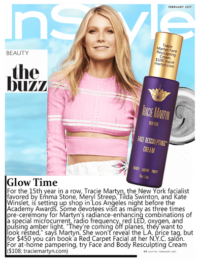 Gwyneth Paltrow Face Resculpting Cream