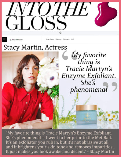 INTO THE GLOSS STACY MARTIN