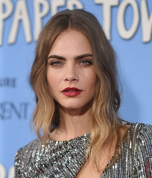 Cara Delevingne. Dimitrios Kambouris/Getty Images