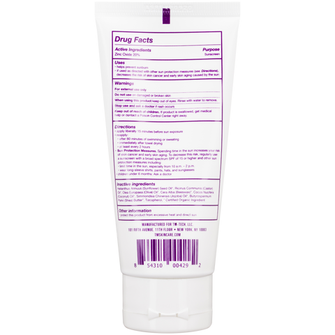 TM Skincare Safescreen Mineral Sunscreen SPF 30