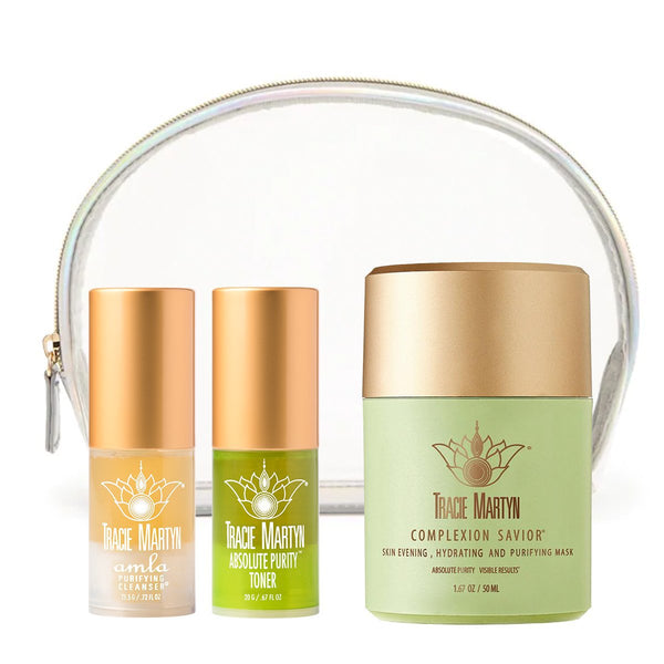 Clear Skin Ahead Travel Set ($135 Value)