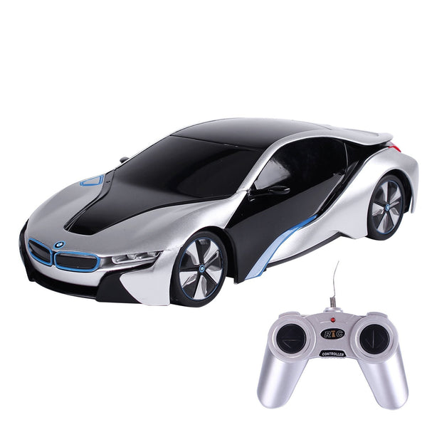 Bmw I8 Concept Radio Remote Control Rc Sports Car 1 24 Scale Model
