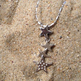 Swarovski Crystal Star Necklace.