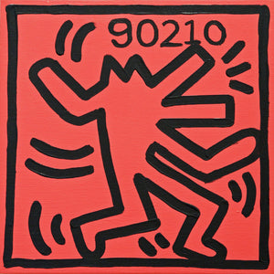 After Keith Haring (P0804)