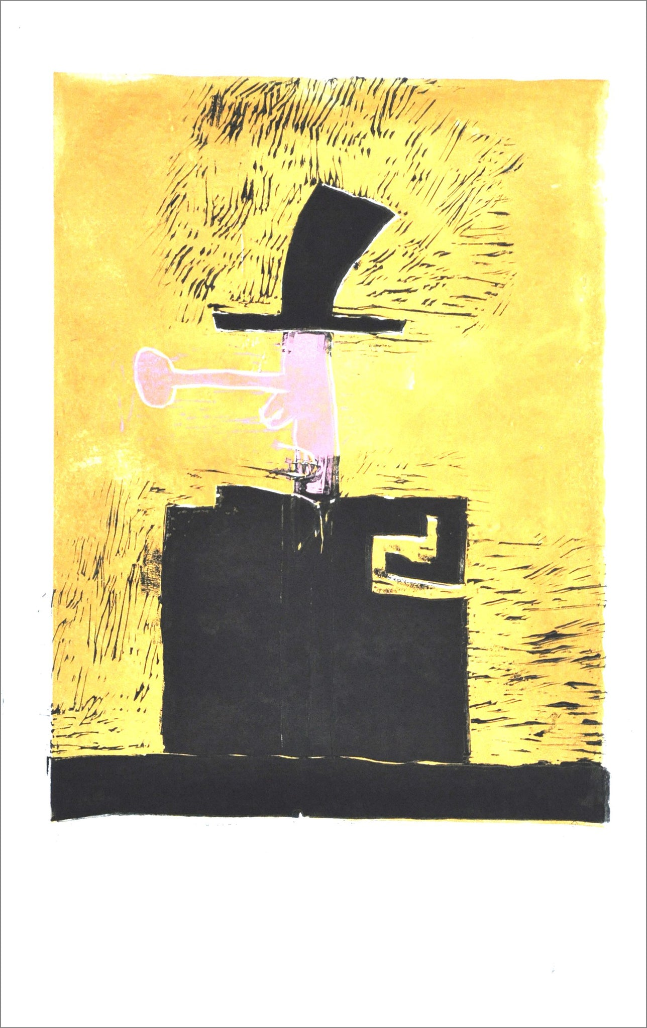 After Carroll Dunham (D1271)