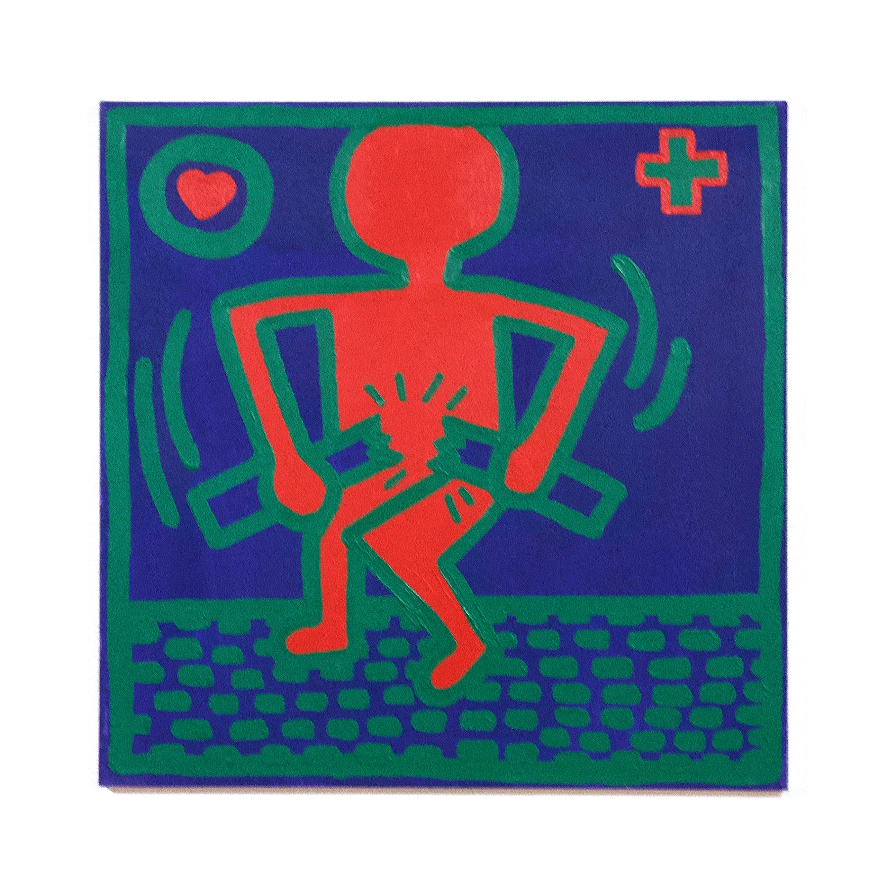 After Keith Haring (P0687)