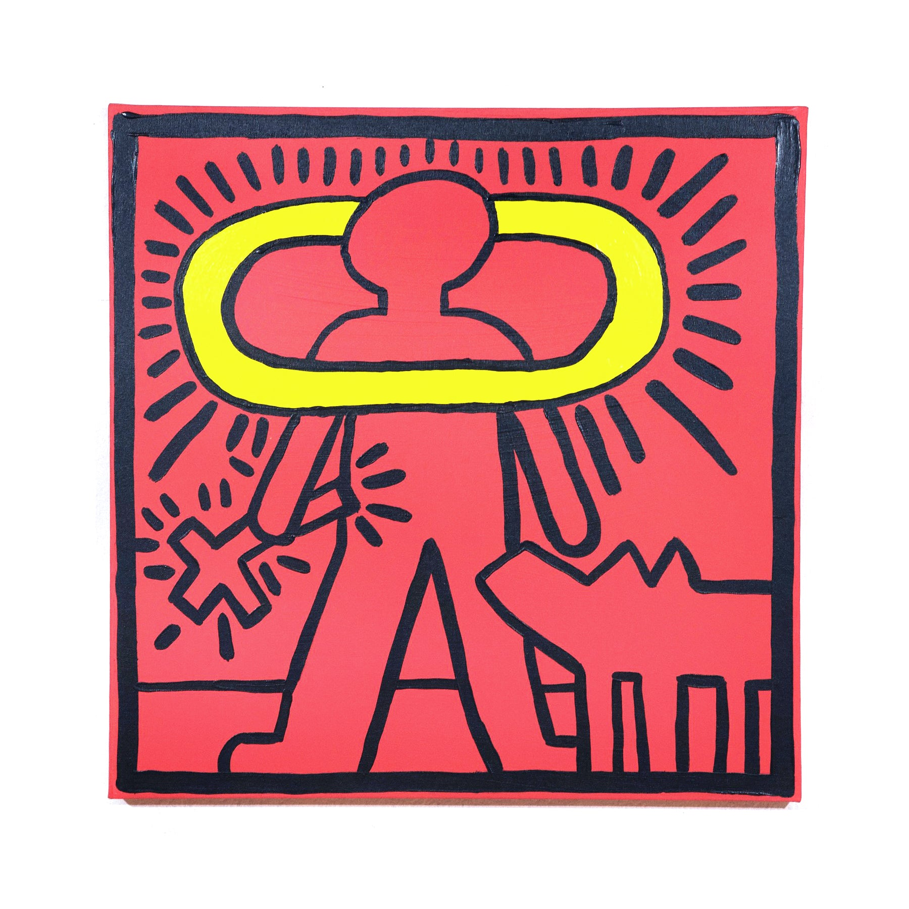 After Keith Haring (P0694)