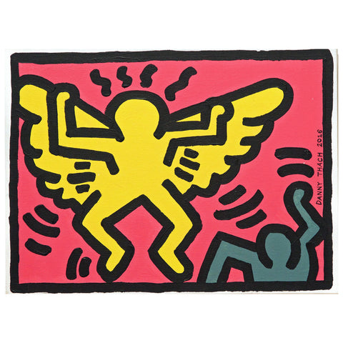 After Keith Haring (P0854)