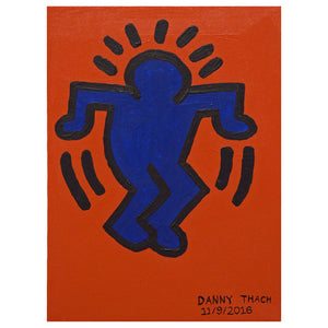 After Keith Haring (P0855)