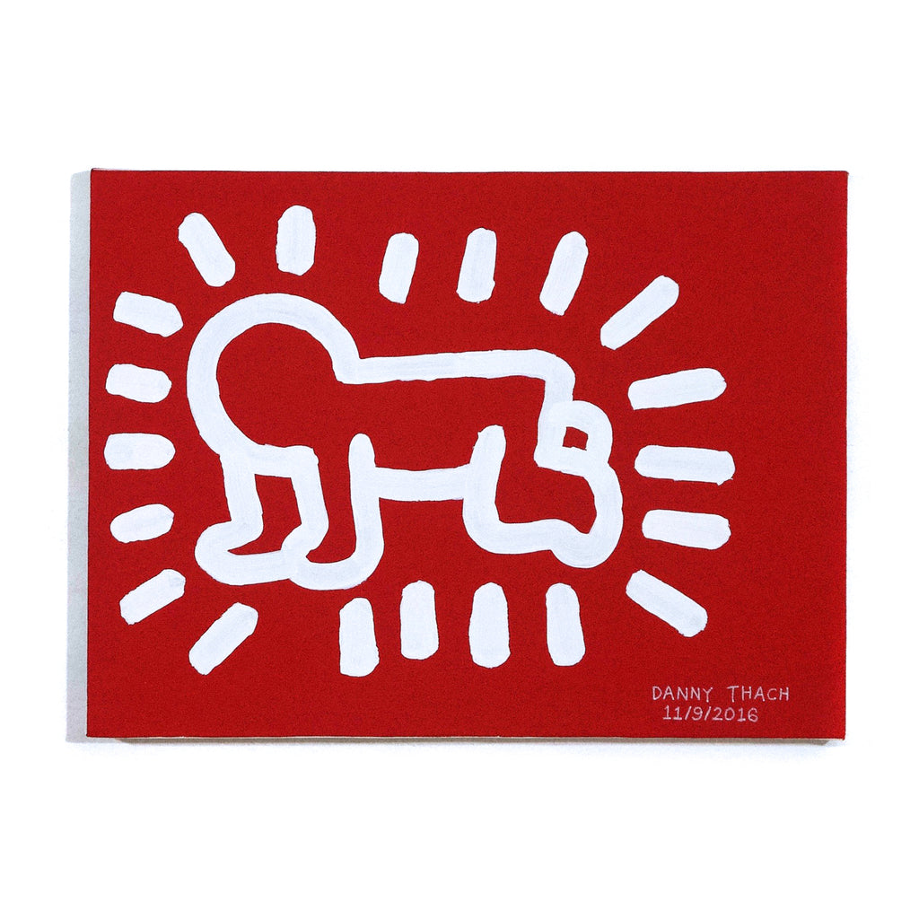 After Keith Haring (P0856)