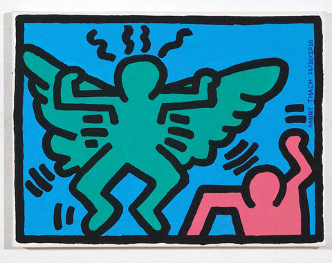 After Keith Haring (P0859)