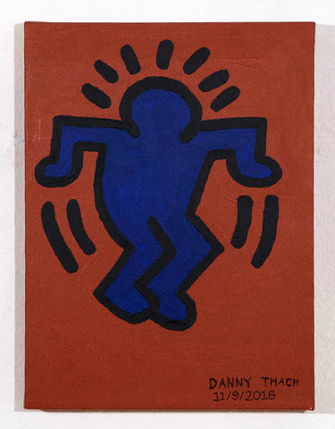 After Keith Haring (P0865)