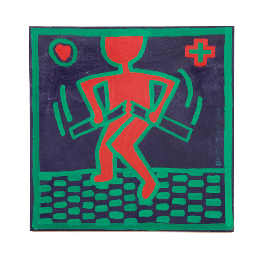 After Keith Haring (P1121)