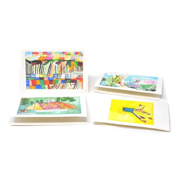 Greeting Cards : Nature Four-Pack
