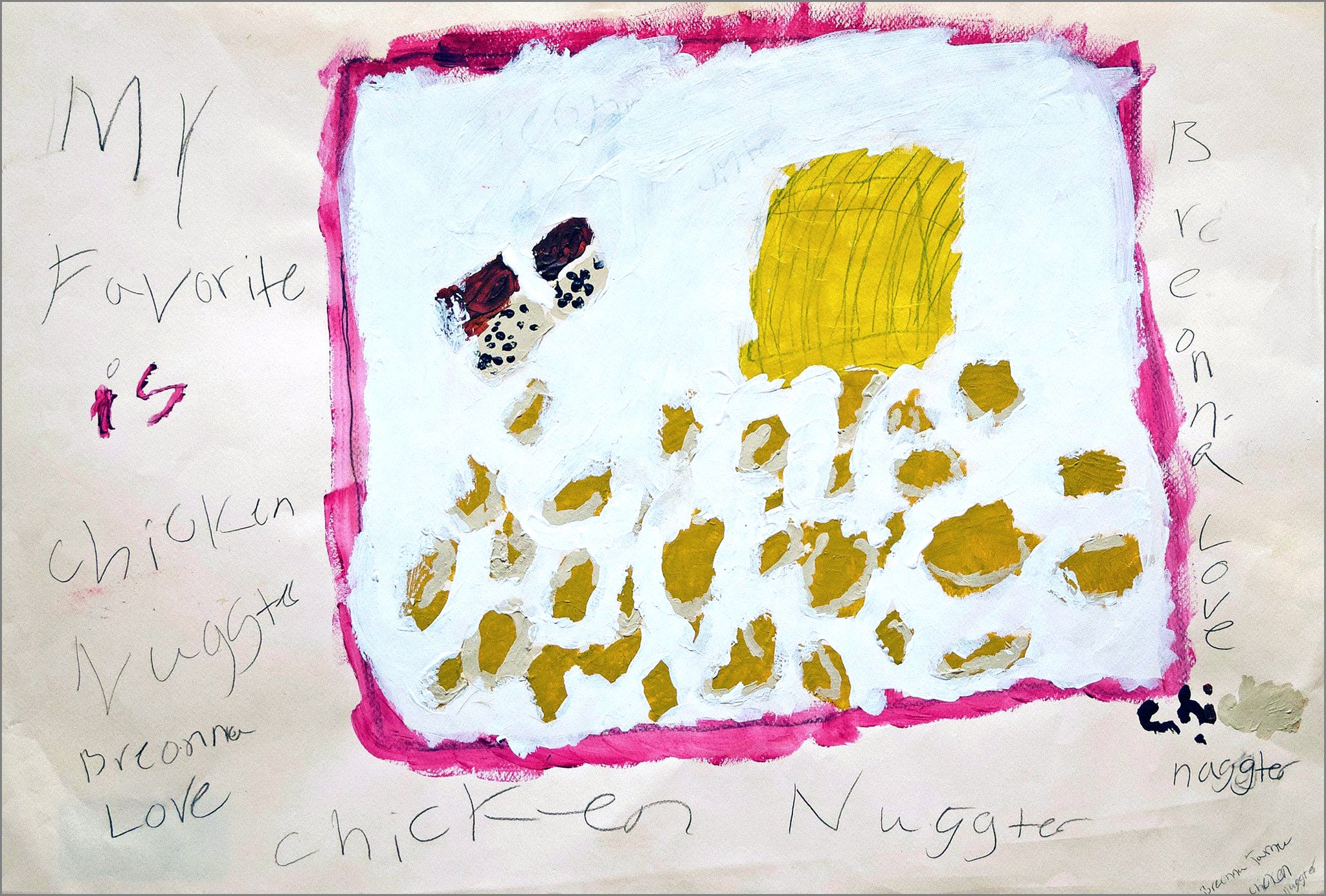 Chicken Nuggets (D6211)