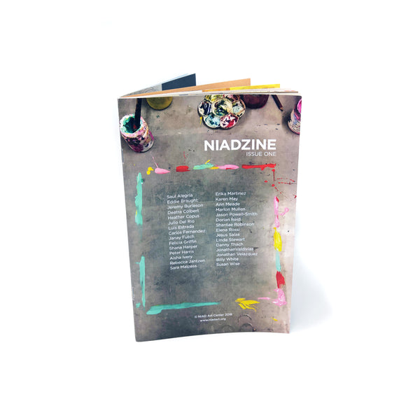 Zine : NIADZine, Issue One