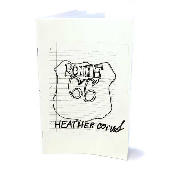 Zine: Route 66, Heather Copus