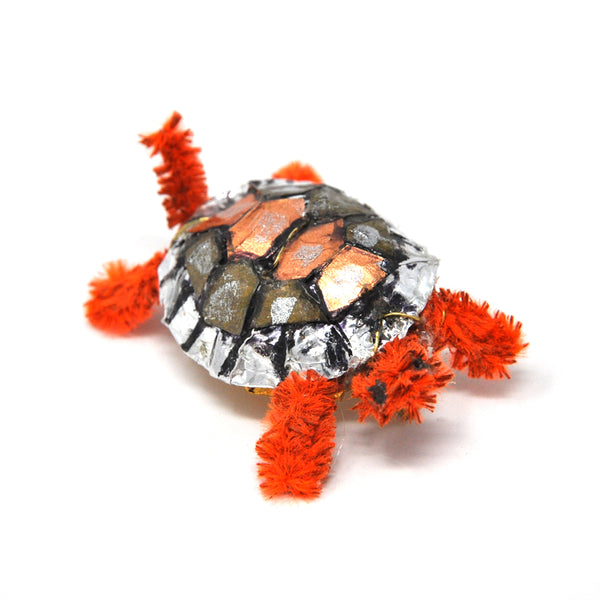 Turtle Brooch (S0302)