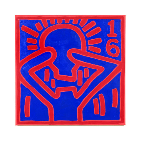After Keith Haring (P0689)