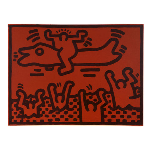 After Keith Haring (P0860)