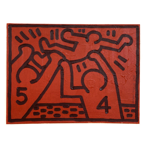 After Keith Haring (P1122)