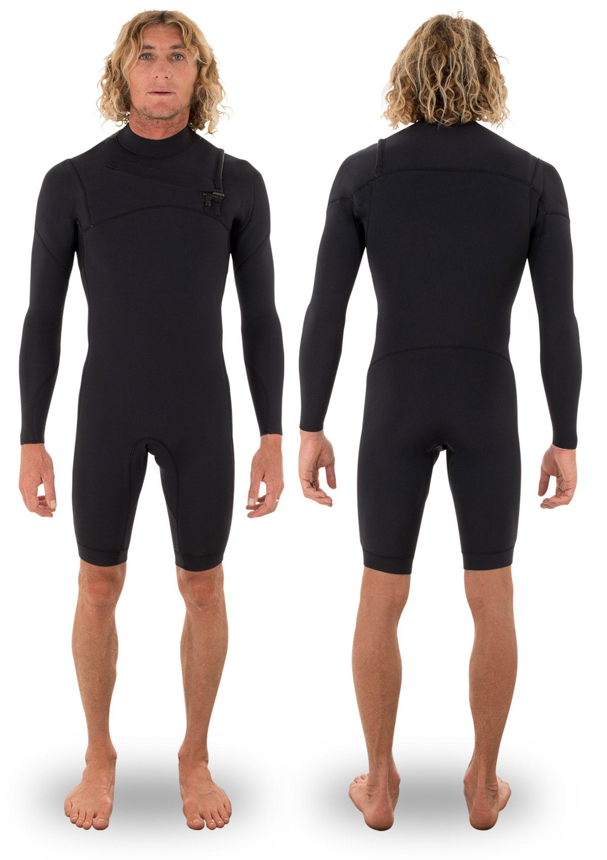needessentials Long Arm Spring surfing summer wetsuit