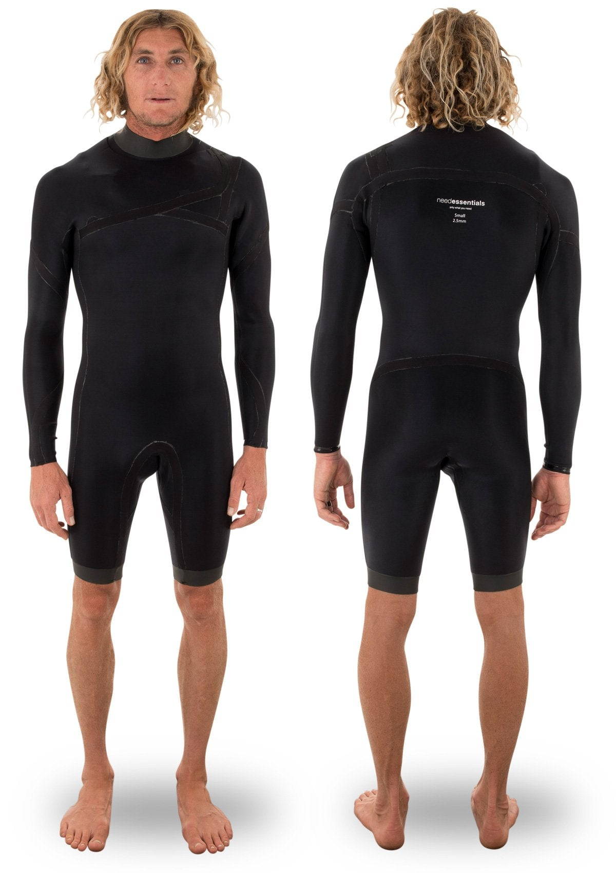 needessentials Long Arm Spring suit surfing summer