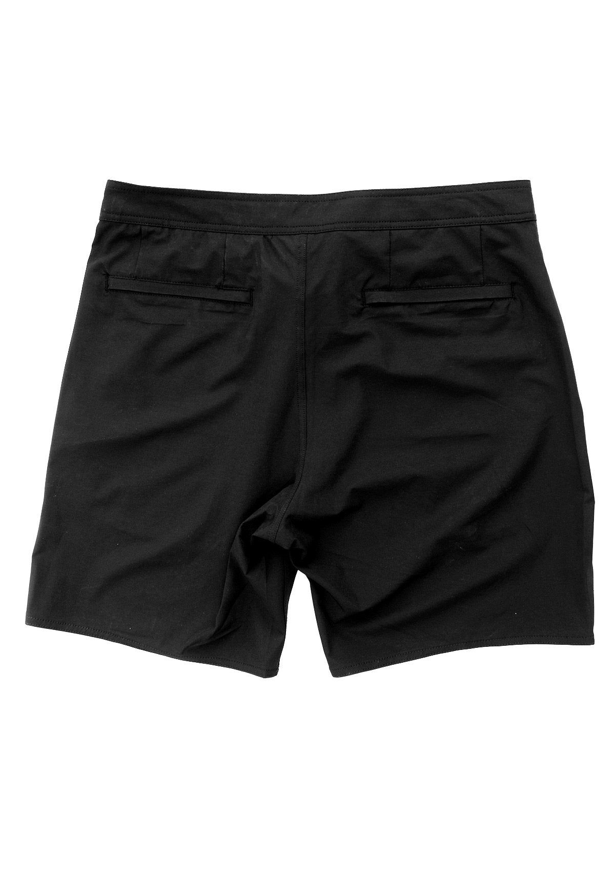 needessentials all rounder mens surfing boardshorts non branded black