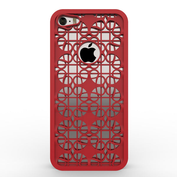 Celtic Spiral iPhone Case