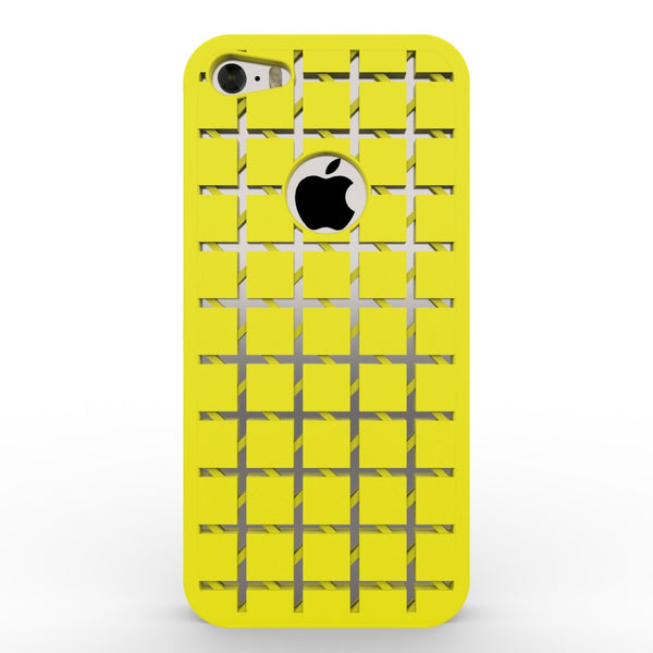 Flat Rubik iPhone case