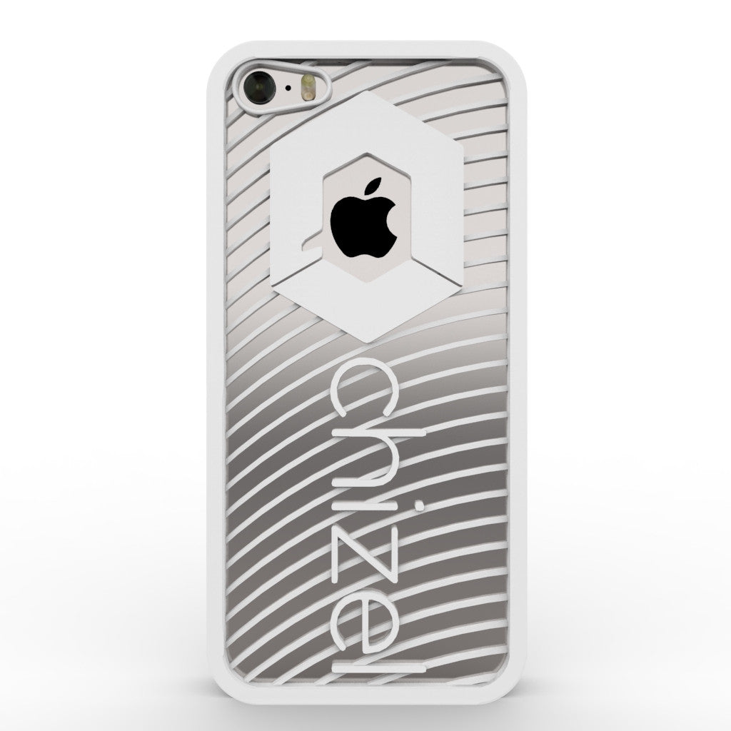Radial Style Company Logo iPhone case