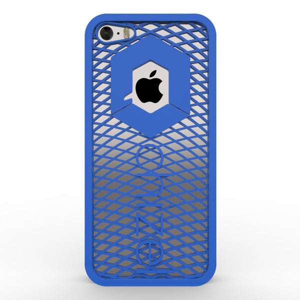 Mesh Style Company Logo iPhone case