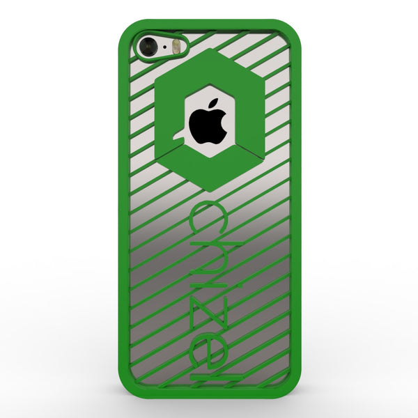 Angular Style Company logo iPhone case