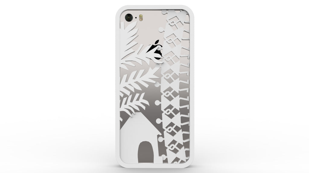 Warli iPhone case