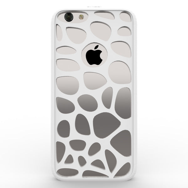Voronoi Confession iPhone case
