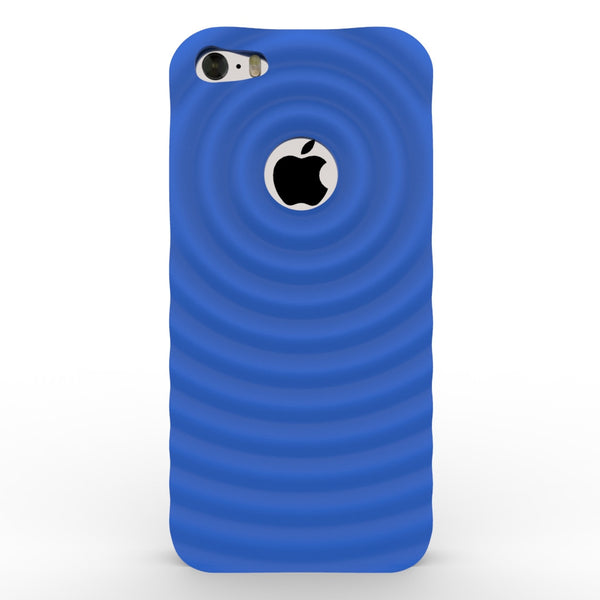 Wavefronts iPhone case