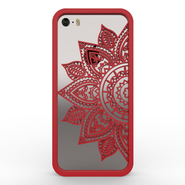 Half Soul iPhone case