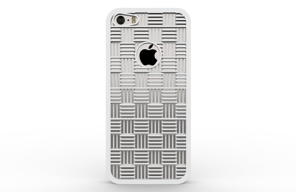 Skew Symmetric iPhone case
