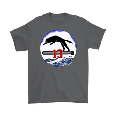 PT Boat Black Cat Squadron RON 13 T-Shirt