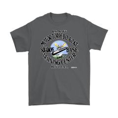 Motor Torpedo Boat Squadrons Training Center MTBSTC T-Shirt